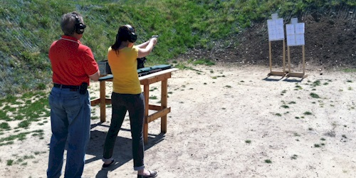 Readington NJ | Custom Firearm Training / NRA Certified Courses